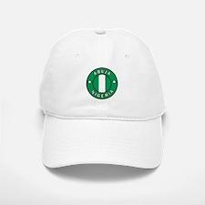 Abuja Nigeria Baseball Baseball Cap