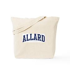 ALLARD design (blue) Tote Bag