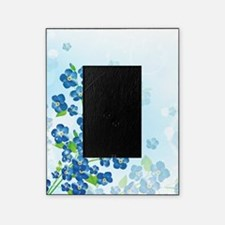 Forget Me Not Flowers Picture Frame