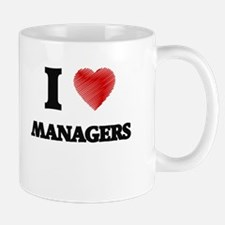 I love Managers Mugs