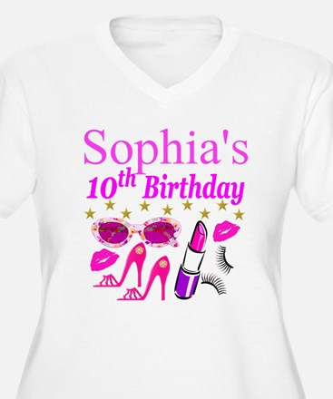 PERSONALIZED 10TH T-Shirt