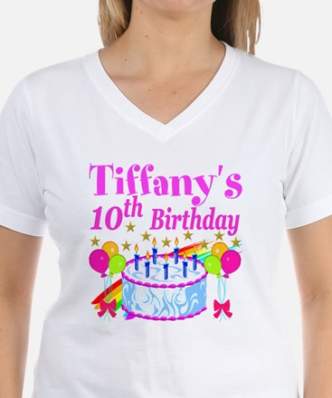PERSONALIZED 10TH Shirt