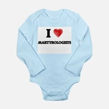 I love Martyrologists Body Suit