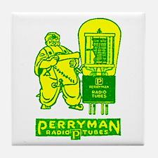 Perryman Tubes Tile Coaster