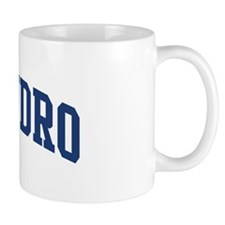 ALEJANDRO design (blue) Mug