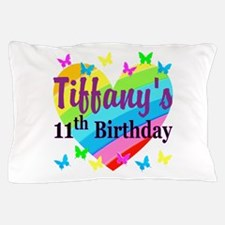 PERSONALIZED 11TH Pillow Case