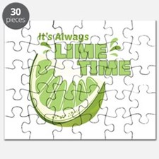 Lime Time Puzzle