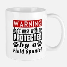Protected By Field Spaniel Dog Mug