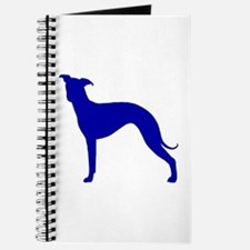 Greyhound Two Blue 1C Journal