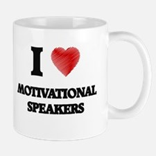 I love Motivational Speakers Mugs