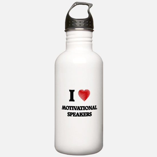 I love Motivational Sp Water Bottle