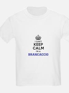BRANCACCIO I cant keeep calm T-Shirt