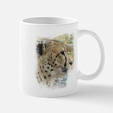 Cheetah Mugs