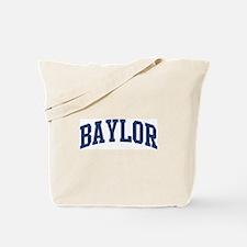 BAYLOR design (blue) Tote Bag