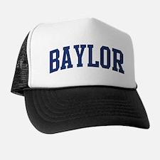 BAYLOR design (blue) Trucker Hat