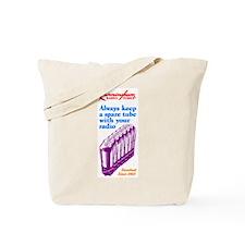 Cunningham Tubes Tote Bag
