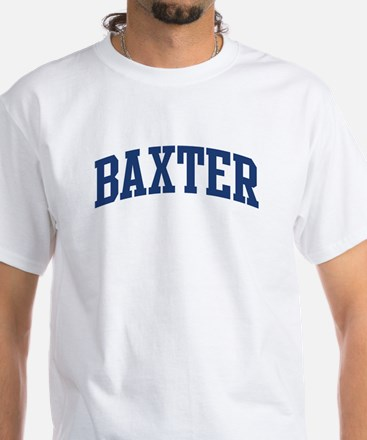 BAXTER design (blue) Shirt