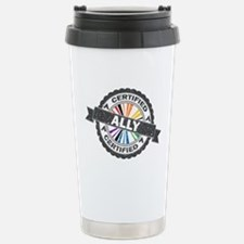 Certified LGBT Ally Sta Stainless Steel Travel Mug
