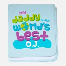 DJ Gifts For Kids baby blanket