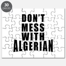 Don't Mess With Algerian Puzzle