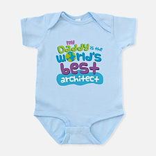 Architect Gifts For Kids Infant Bodysuit