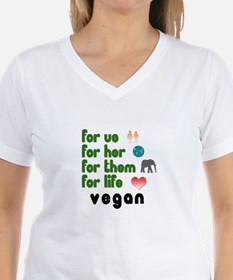 Vegan for All Of Us T-Shirt