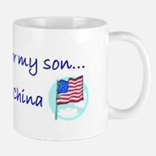 Waiting for my son...from Chi Mug