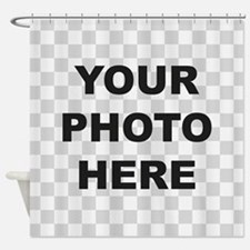 Your Photo Here Shower Curtain