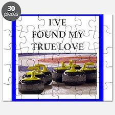 Cute Curling rock Puzzle