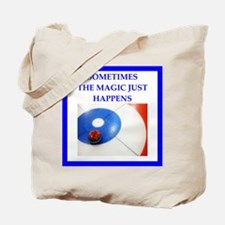 Cute Curling funny Tote Bag