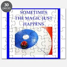 Cute Curling Puzzle