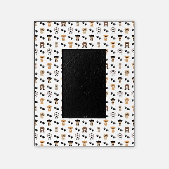 Cute All my kids have paws Picture Frame
