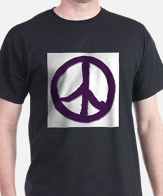 PeaceSignTshirtLARGE T-Shirt