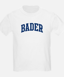 BADER design (blue) T-Shirt