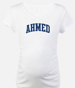 AHMED design (blue) Shirt
