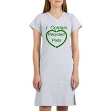 Unique Liver transplant Women's Nightshirt