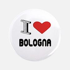 I Love Bologna City Button