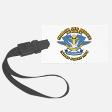 Search and Rescue Swimmer Luggage Tag
