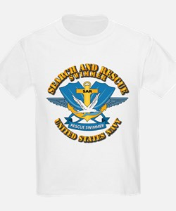 Search and Rescue Swimmer T-Shirt