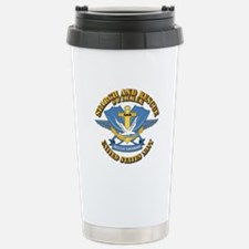 Search and Rescue Swimm Stainless Steel Travel Mug