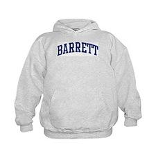BARRETT design (blue) Hoody