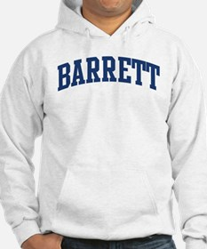 BARRETT design (blue) Jumper Hoody