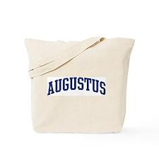 AUGUSTUS design (blue) Tote Bag