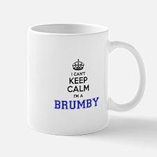 BRUMBY I cant keeep calm Mugs