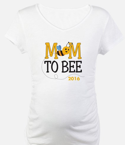 Mom to Bee Personalized Shirt