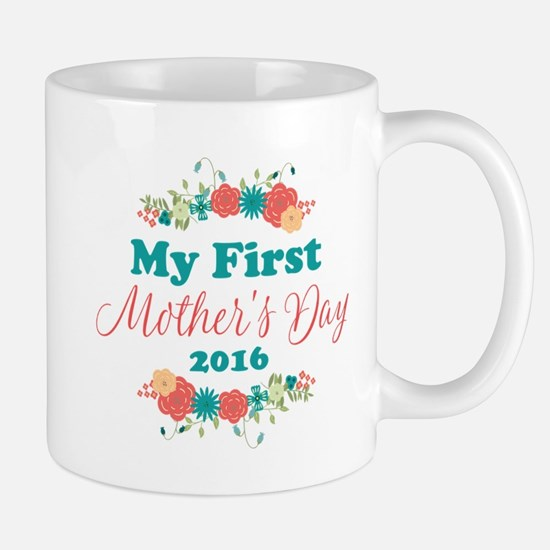 First Mother's Day Personalized Mug