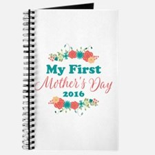 First Mother's Day Personalized Journal