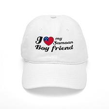 I love my Samoan Boyfriend Baseball Cap