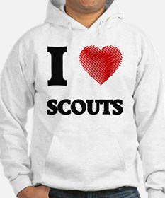 I love Scouts Hoodie
