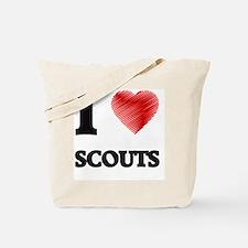 I love Scouts Tote Bag